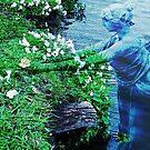 water angel by NIKULETSH