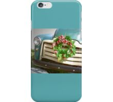 Christmas Is For Grandpas Too iPhone Case/Skin