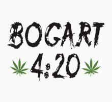 """""""Bogart 4:20"""" Marijuana by MarijuanaTshirt"""
