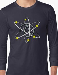 Atheist Atom Long Sleeve T-Shirt