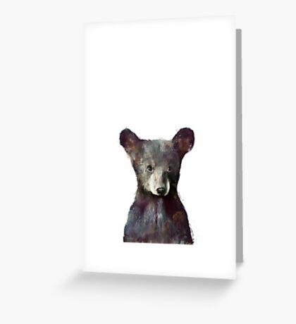 Little Bear Greeting Card