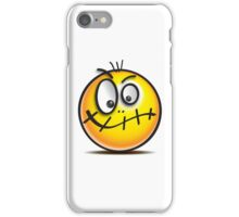 Confused Smilie Face for iPhone Cover iPhone Case/Skin