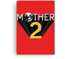 Mother 2 Promo Canvas Print