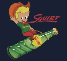 SQUIRT 2 Baby Tee