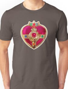 Cosmic Heart Compact Unisex T-Shirt
