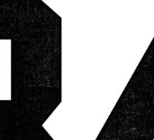Orwell 84 Jersey - Black Sticker