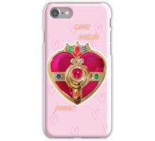 Moon Cosmic Power! iPhone Case/Skin
