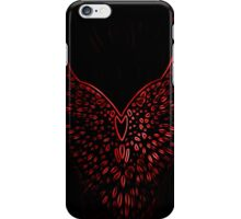 Red/Black iPhone case iPhone Case/Skin