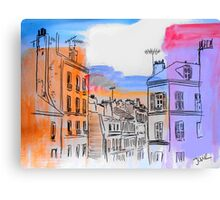 scape Canvas Print