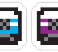 PIXEL CASSETTES  Sticker
