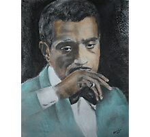 Sammy Davis Jr Photographic Print