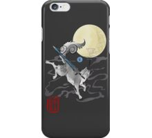 The Great Grey Wolf - Sifkami iPhone Case/Skin