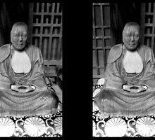 Dark Monk by WaterGardens
