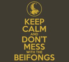 Don't Mess With the Beifongs by Gem NC