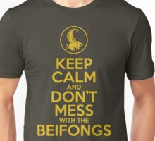 Don't Mess With the Beifongs Unisex T-Shirt