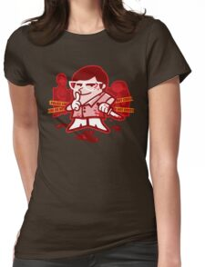 Mr Morgan's Laboratory ver 2 Womens Fitted T-Shirt