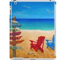 Finding Paradise iPad Case/Skin