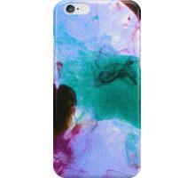 Light Blue Watercolor iPhone Case/Skin