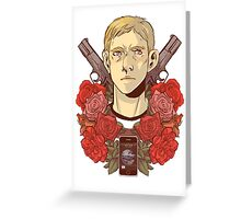 Army Doctor Greeting Card