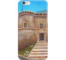 Castello Ducale di Faicchio iPhone Case/Skin