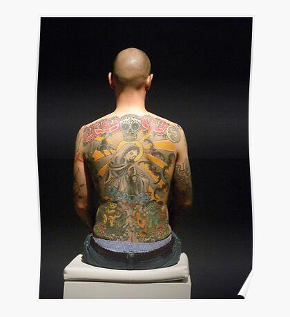 Tattoos, art? Exhibit 'A' Poster