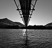 Yakima River Bridge by bamorris