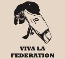 Viva La Federation by sonatamartica