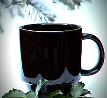 Perfect Day for Hot Coco by Sherry Hallemeier