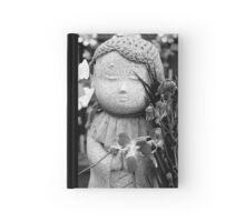 Jizo Statue 1 Hardcover Journal