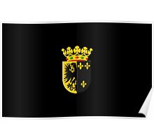 Coat of arms of Workum Poster