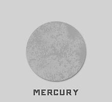 Mercury by sfrost