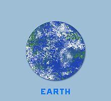 Earth by sfrost