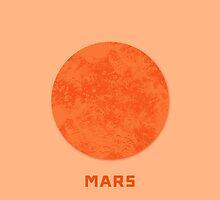 Mars by sfrost