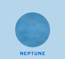 Neptune by sfrost