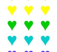 Love Is All Around I Sticker