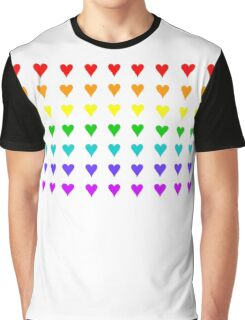 Love Is All Around I Graphic T-Shirt
