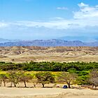 Cahuachi (view from) Peru. by bulljup