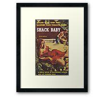Shack Baby - Lon Williams Framed Print