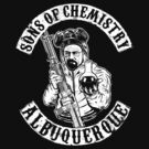 Sons of Chemistry- Breaking Bad Shirt by spacemonkeydr
