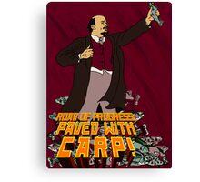 Carpy USSR Canvas Print