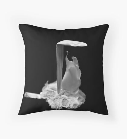 Mystery Puzzle: What Am I ?  Throw Pillow