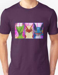 Pokemon Starter Emerald T-Shirt
