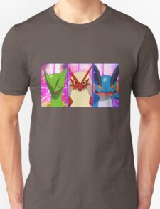 Pokemon Starter Emerald T-Shirt