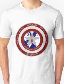 NROL 35 Launch Team Logo T-Shirt