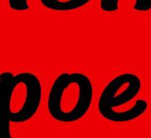 Ich Liebe Capoeira - T-shirt & Top Sticker