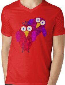 Owlette and her boyfirend Mens V-Neck T-Shirt