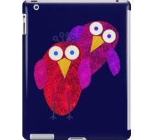 Owlette and her boyfirend iPad Case/Skin