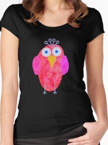Owlette II Women's Fitted Scoop T-Shirt