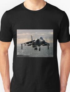 Sea Harrier Hovering Unisex T-Shirt