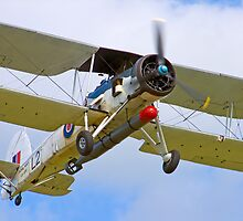 Fairey Swordfish II LS326 - Duxford by Colin  Williams Photography